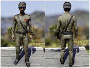 FO76SD Clothes Communist Commander