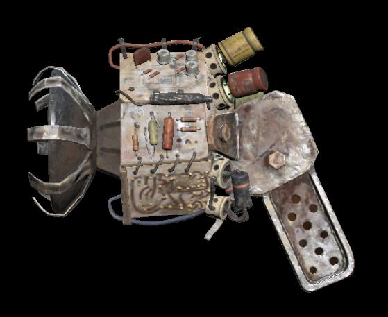 Gamma gun (Fallout 76)
