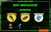 FOS Quest - In einem anderen Vault - 05 - Belohnungen