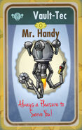 FoS Mr Handy Card