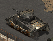 Tank Repaired