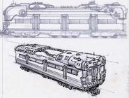 Metro car CA1