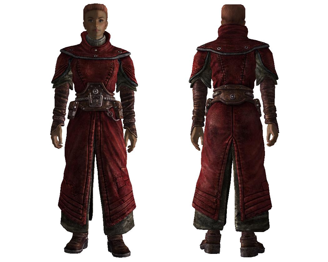 Scribe robe (Fallout 3)
