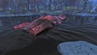 FO76 Fallen soldier