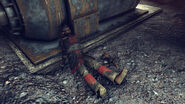 FO76 Scorchslayer Timothy Wolfe