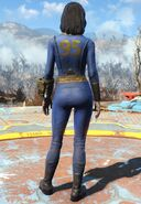 Fo4 vault 95 jumpsuit female