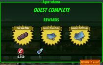 FoS Aqua-schema rewards