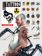 Art of Fallout 4 Taboo Tattoos collage