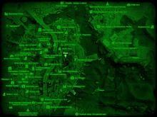 FO4 Опал (карта мира)