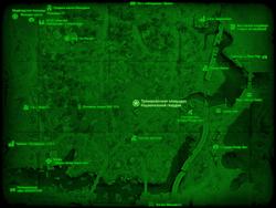FO4 Тренировочная площадка Национальной гвардии (карта мира).png