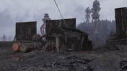 FO76 Hornwright testing site 3 shack