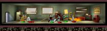 FOS Quest - Zu viele Köche versterben allein - 03 - Kampf