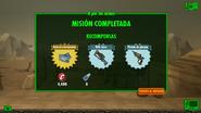 FoS A por las armas completado