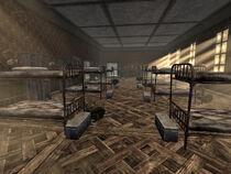 House Resort bunk room