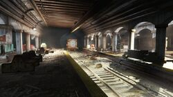 Fo4 Park Street station