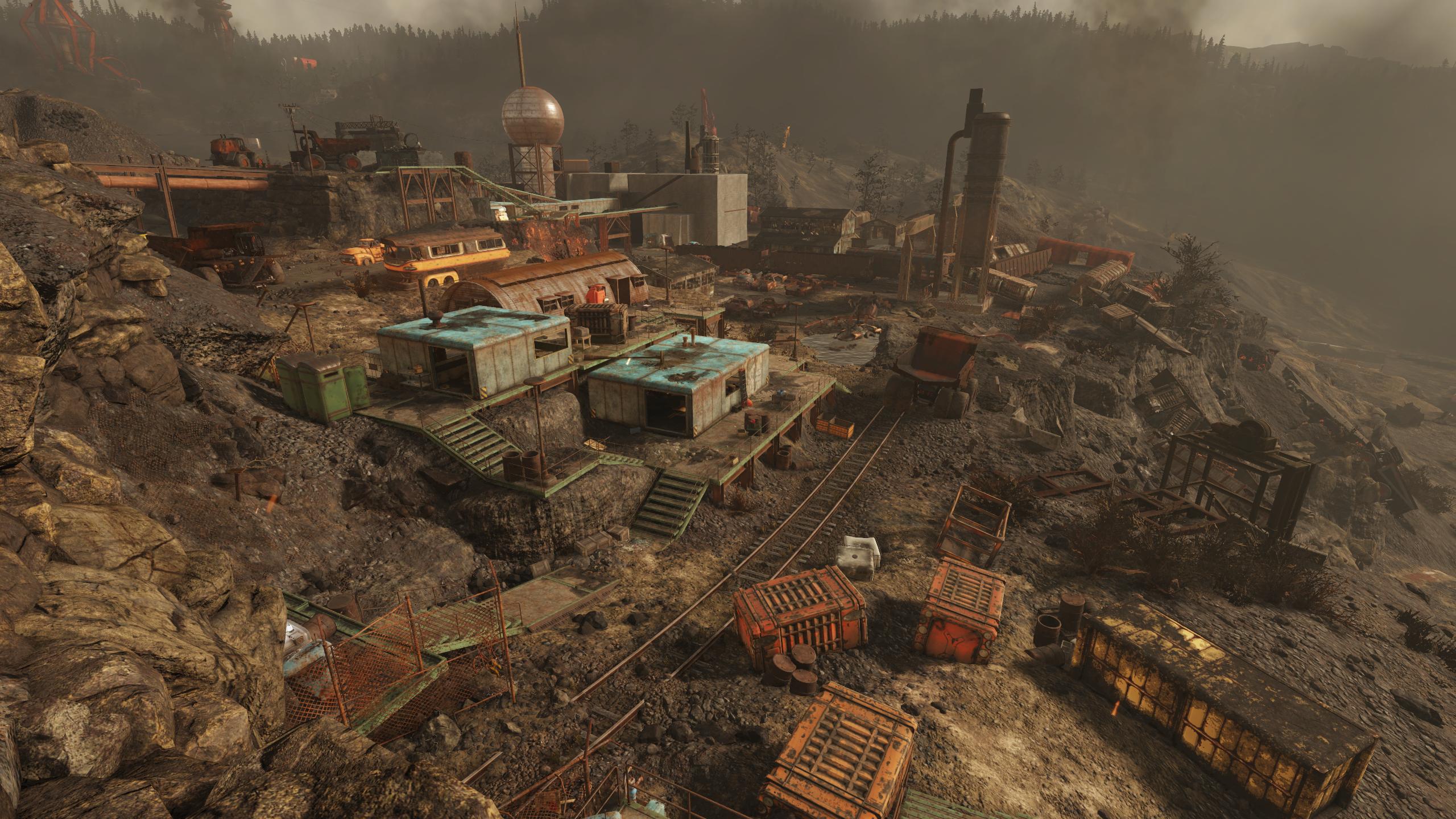 Заброшенная шахта «Илейн»