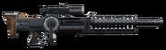 Gauss rifle