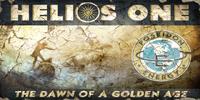 Helios jeden plakat