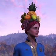Atx apparel headwear fruithat c2