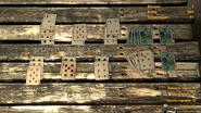 FNV Bug Caravan game same card