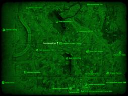 FO4 Боксёрский зал (Галлериа) (карта мира).png