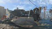 FO4 East Boston police station fast point