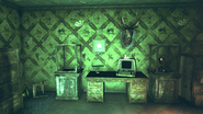 FO76SD Orwell Orchards bomb shelter (Lucky Hits!)