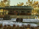 Berkeley Springs Station