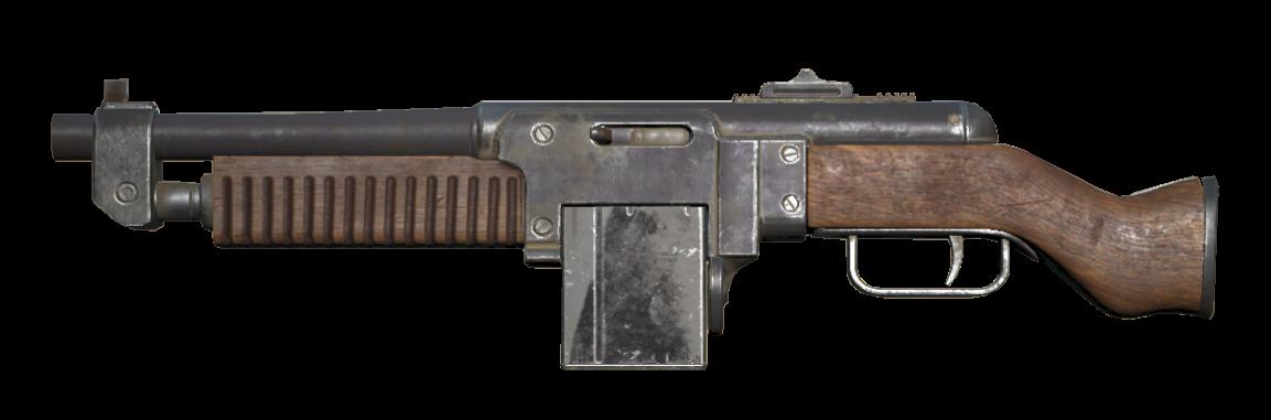 Combat rifle (Fallout 76)