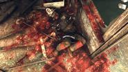 FO76 Responder corpse Morgantown security