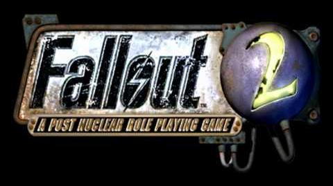 Fallout 2 music - world map 2