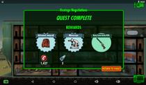 Hostage Negotiation Rewards