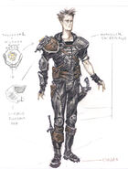 Leather armor CA1