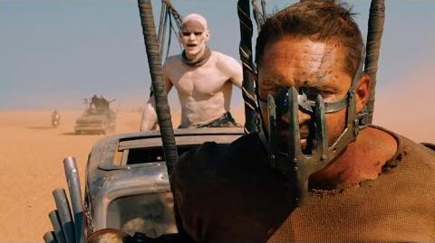 Mad Max Fury Road - Comic-Con First Look HD