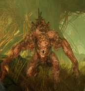 Scorched Deathclaw