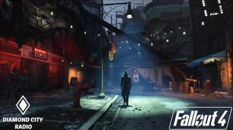 (Fallout 4) Radio Diamond City - Baby It's Just You - Lynda Carter (Magnolia)
