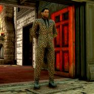 Atx apparel outfit pantsuit jaguar c1