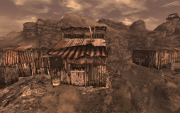 Camp Forlorn Hope storage shed.png