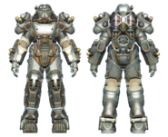 FO4 T-60 power armor tesla
