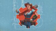 FO4 Wasteland DLC promo art