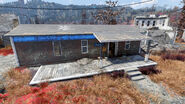FO76 Abandoned bog town (police)