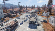 FO76 Abandoned bog town (south)