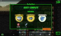 Final Hunt Rewards
