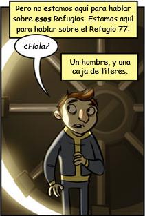 Refugio 77