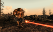 FO3BS SM Overlord — Gatling laser