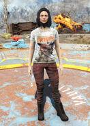 Astoundingly Awesome t-shirt female