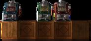FNV slot tablecluster 4