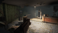 FO4 Mayoral Shelter Kitchen
