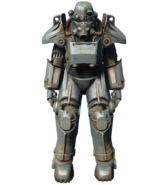 FO4 T-45d power armor