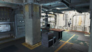 FO4 Vault 114 (Check In Terminal)